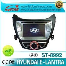 Hyundai elantra 2012 car dvd player with gps navi SD USB BT IPOD
