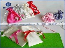 fashion satin promotion gift bag