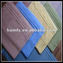 Promotional cotton terry towel jacquard