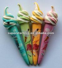 promotional icecream pen, ice cream shape ball point pen