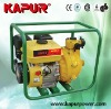 small gasoline engine direct injection water pump 7hp