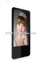 Hottest!26inch wall mounted network,support 3g/wifi lcd advertising player