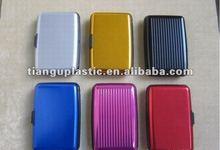 2012 newest mini aluminium lady wallet