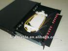 Slidable Fiber Optic Patch Panel- 12 Ports FC
