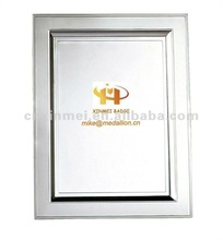 Simple design metal alloy photo frame for promotion