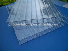 Polycarbonate plastic hollow sheet