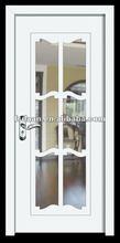 Fashional interior waterproof wpc wood door