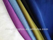 100% poly satin fabric textile
