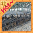 FSP NSP AU PU GB U type Hot Rolling Steel Sheet Pile