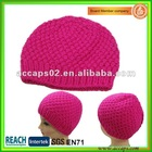 Fashion winter hat for young girls BN-0103