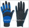 Knuckle protection gloves with padded palmJRM137