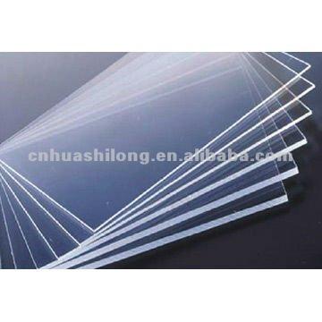 L mina de policarbonato hojas de pl stico transparente - Laminas de plastico transparente ...