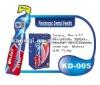 best toothbrush KD-005 passed FDA,CE,ISO9001