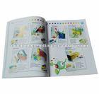 Beautiful high quality catalog/brochure printing service