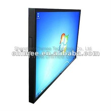 65inch LED wall mounted all in one desktop computer i7(hot sale)