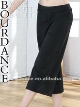 Girl 3/4 capri jazz pants