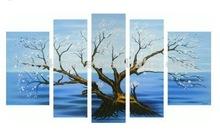 oil paintings landscape for living room