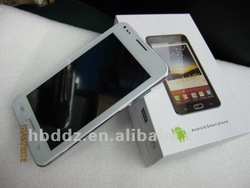 5.3 inch google android 4.03 tablet pc smart phone with capacitive screen