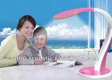 2012 hot selling modern flexible 5w led book reading light