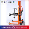 55 Gallon Hydraulic Hand Manual Drum Lifter Rotator Machine