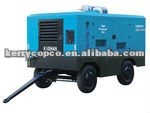 one stage Civil Construction Applications Portable Diesel powered Screw Air Compresso