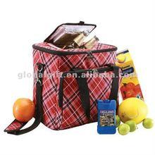 Promotion light portable wine cooler bag