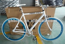 700C Aluminium fixed gear bicycle alloy bike taiwan parts