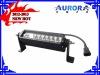 6inch high power 5w single row 4x4 light bar, single row light bar, off road led light bar, suzuki