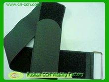 Adjustable elastic velcro strap