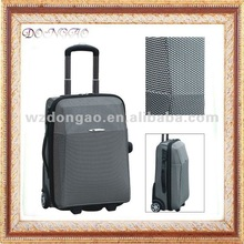 ABS cabin-size flight travel case