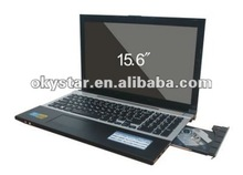 Large size laptop PC-M156-1with Intel N2800 dual-core 1.86GHz 4 channel