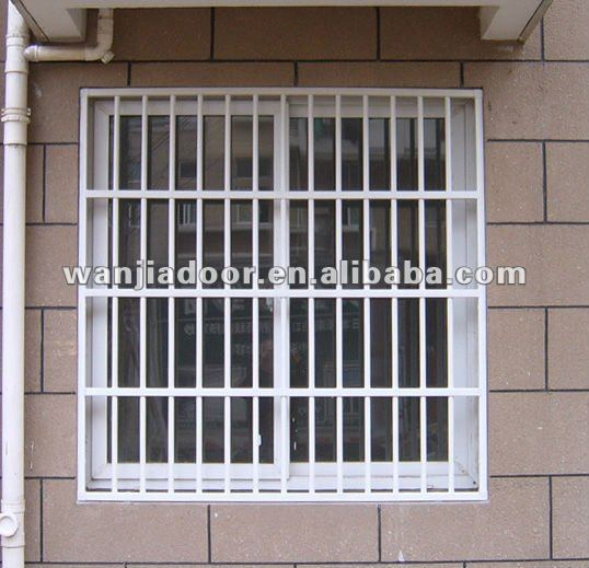 ... window grills in front elevation only * Window screens * Sliding patio