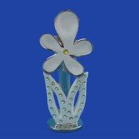 white porcelain church flower decoration