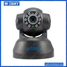 Wireless Optical / Digital Network Indoor PT IP Camera
