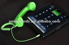 Moshi Anti Radiation Retro Phone Handset 3.5mm Cbale For iphone/ipod