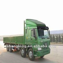 SINOTRUCK HOWO 6X4 Cargo truck chassis design