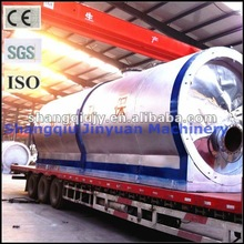 used truck tires pyrolysis machine