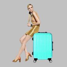 Leisure international luggage