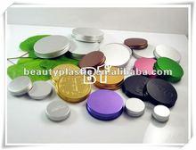 cheap metal jar/bottle cap / lid/closure threaded