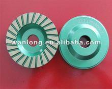 Diamond Resin Bonded Grinding Cup Wheel for artificial stone polishing