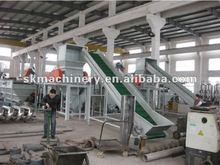 PP sheet recycling machine
