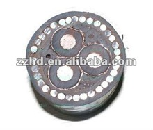 larget cable manufacture steel wire armoured cable 120mm