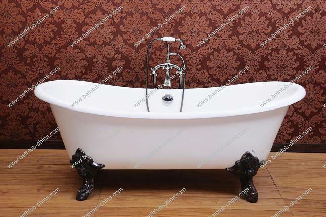 Vasca da bagno antica ghisa vasca freestanding vasca da - Produzione vasche da bagno ...