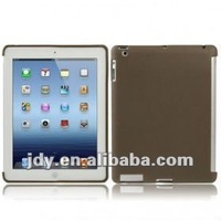 PU Case for the New iPad / iPad 3 Smart Cover case back smart cover soft sleeve cases