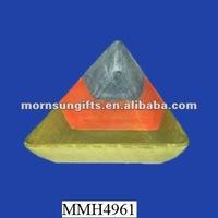 Triangular ceramic wedding fruit tray
