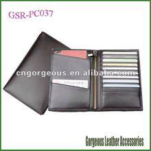 Imitation Leather Passport Case