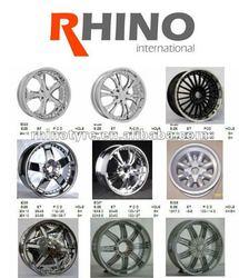atv alloy wheel 10 inch