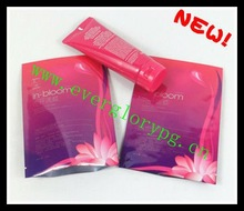 2012 Facial Mask Waterproof Clear Plastic Cosmetic Bags