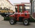 Zl08,800 kgwheel loader, popolar no mercado de europa
