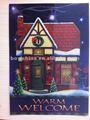 carta lenticolare del regalo di Natale 3d